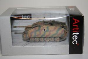 Artitec 387.48-cm - 1/87/H0 WWII Dt. Stug III Version G (1943) - Camouflage -