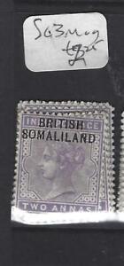 SOMALILAND  (P1210B) QV ON INDI 2 A   SG 3        MOG