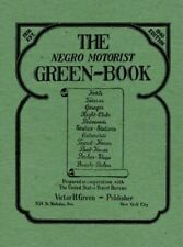 New The Negro Motorist Green-Book Facsimile Edition Travel Guide
