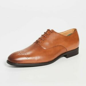 NWT PS Paul Smith Guy Oxford Shoes (Made in Portugal) RRP $450