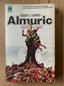 Heyne SF 3363 Robert E.Howard - Almuric, Fantasy Classics