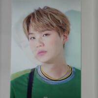 [BTS] 2020 SEASON'S GREETINGS official lenticular photocard card  - SUGA