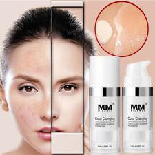 Fond De Teint Liquide Changeant Couleur Base MM Maquillage Peau 12ML Maquillage