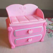 Cabbage Patch Lil Sprouts Dream NURSERY  Doll HOUSE CPK Dresser Changing Table
