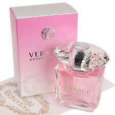 Versace Bright Crystal Eau De Toilette Womens Perfume Oils Parfum Fragrance 1 oz