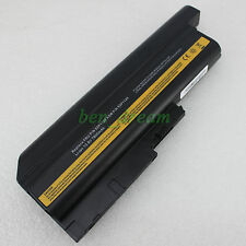 9Cell Battery for Lenovo IBM ThinkPad R60 R60e R61 R61e T60 T61 Z60m R500 T500