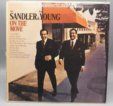 Vintage Sandler & Young On The Move Record Album Vinyl LP