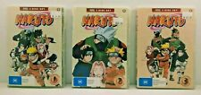NARUTO bundle - Collections 1, 2 and 3 - eps 1 - 38 (9 discs - 975 min) - Madman