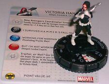 VICTORIA HAND #033 Chaos War Marvel Heroclix RARE