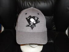 NEW ADULT ADIDAS AUTHENTIC PITTSBURGH PENGUINS NHL HAT FITTED S/M