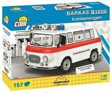 Cobi - 1/35 Barkas B1000 Ambulance - 157 Brick Block Building Set COB24595