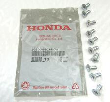 10 x Genuine OEM Honda Acura Disc Brake Retaining Rotor Screws