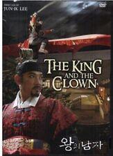 THE KING AND THE CLOWN-Hong Kong RARE Kung Fu Martial Arts Action movie
