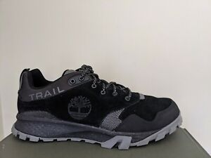 Timberland Men's Garrison Trail Low Waterproof Hiking Shoes NIB