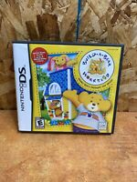BUILD A BEAR WORKSHOP - NINTENDO DS 2D3 3DS DS LITE  COMPLETE