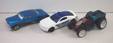 Lot of (3) Hot Wheels Police Mustang Gt Concept & 2 Others
