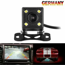 Auto KFZ Rückfahrkamera 170° Nachtsicht Wasserdicht Funk Rückseiten Kamera LKW