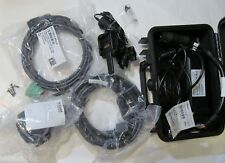 New Calamp Ttu-3640 Ttu3640Law Gps Tracking Device With Mounts, Cables & Case