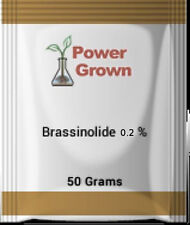 Brassinolide 0.2% 50 Grams plant steroid w/Instructions, Spoon & REBATES
