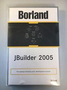 Borland JBuilder 2005 Developer Version 11 JXB001WWCS180 WO#WM437A9811 (02164)