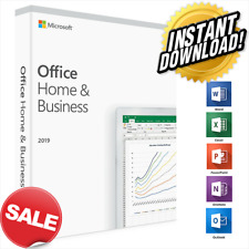 Microsoft Office 2019 for Mac|Digital Copy|Lifetime License|Instant Download