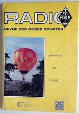 Radio REF n°4- 1983 : Réflectomètre-wattmètre pour HF - Chronique Spaciale
