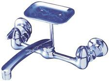 Kitchen Wall Mount Home Faucets eBay