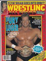 Wrestling All Stars Mag Lex Luger Legion Of Doom September 1991 091019nonr