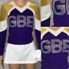 Cheerleading Uniform High School Adult Sm