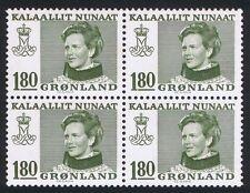 Royalty Greenlandic Stamp Blocks