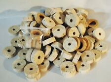 Lot of 95 Fishing Rod Building Parts Cork Rings / Spacers Brand New