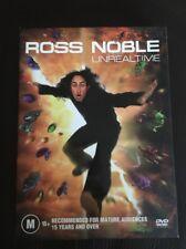 Ross Noble - Unrealtime (DVD 2-Disc Set) Region 4 (Nice Hard Cover)
