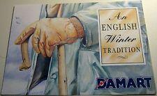 Advertising retail Damart English Winter Tradition - unposted