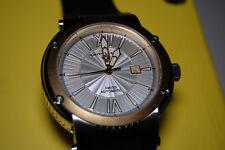 Gold Swiss Legend Legato Cirque 18 jewels Swiss Made automatic watch Sapphire
