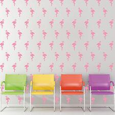 Gli adesivi da parete Fenicotteri Rosa Modello Per Computer Portatile Soffitto E Decorazioni Finestra