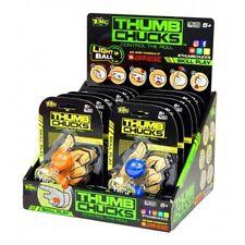 Thumbs Chucks Ball Games Lighting Ball Toy Skill Ball Game Toy Roller Ball UK