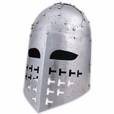 German Steel Medieval Spangenhelm Helmet - Free Shipping