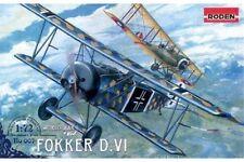RODEN 007 1/72 Fokker D.VI World War I