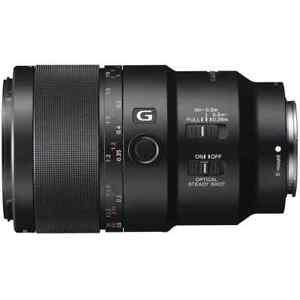 Sony FE 90mm f/2.8 Macro Lens