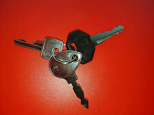 X3 key Pack bh12 92274 Bosch Plant Key JCB Lucas tractor JD Mower Keys
