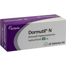 DORMUTIL N 20St 4609554