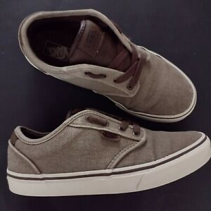 Vans Off The Wall Athletic Sneakers Size 6 Youth