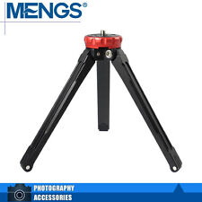 "MENGS TP-08 Tabletop Mini Tripod 1/4"" screw For DSLR Camera / Micro single - Red"