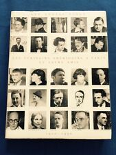 LES ANNEES VINGT. LES ECRIVAINS AMERICAINS A PARIS ET LEURS AMIS. 1920-1930