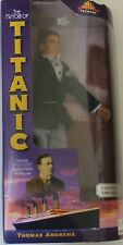 The History of Titanic -Thomas Andrews Action Figure - Limited Edition (5000)