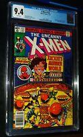 THE UNCANNY X-MEN #123 1979 Marvel Comics CGC 9.4 NM