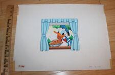 Original 1980's Disney Donald Duck Artwork used for American Furniture Company