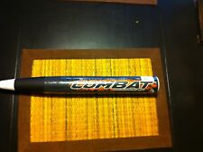 COMBAT TWILIGHT 27OZ FL 2 PIECE  SENIOR SOFTBALL BAT NEW IN WRAPPER