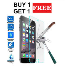 Premium Tempered Glass Screen Protector For Apple iPhone 8 Plus Shatter Proof HD