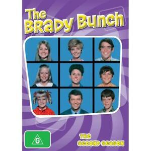 THE BRADY BUNCH Season 2 DVD (Region 4)